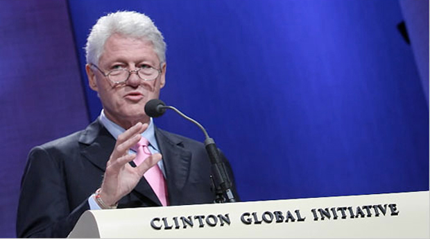 Former President Bill Clinton on Energy Use