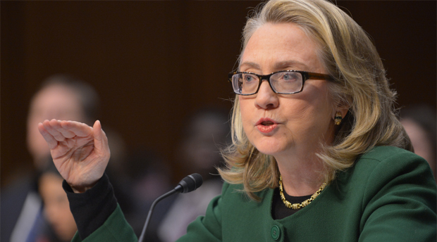 U.S. Senator Hillary Clinton