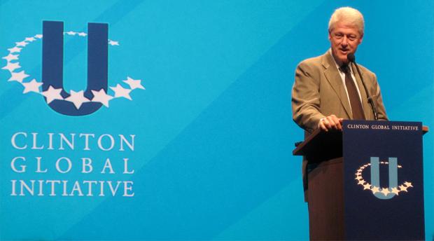 Clinton Global Initiative 1