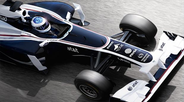 AT&T: Williams F1 Sponsor
