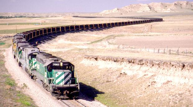 Global Warming - Train