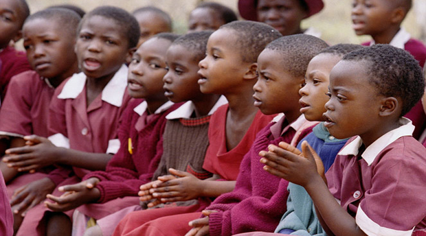 Children Orphaned by AIDS in Zimbabwe Struggle to Survive