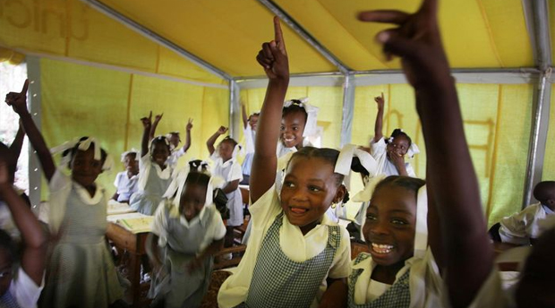 UNICEF: Nafa Centers Give Guinean Girls A Second Chance At Education