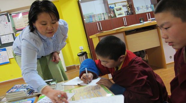 UNICEF: Supporting Access To Early Education For Children In Rural Mongolia