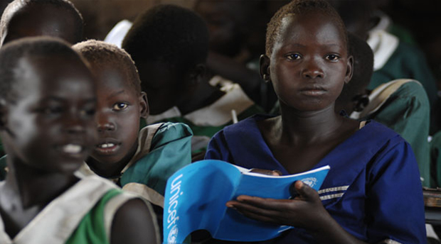 "UNICEF: ""Go to School"" Initiative Offers Better Life to Youth in Southern Sudan"