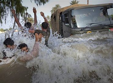 Balochistan Flood Pakistan