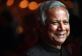 Dr. Muhammad Yunus Nobel Peace Prize Winner