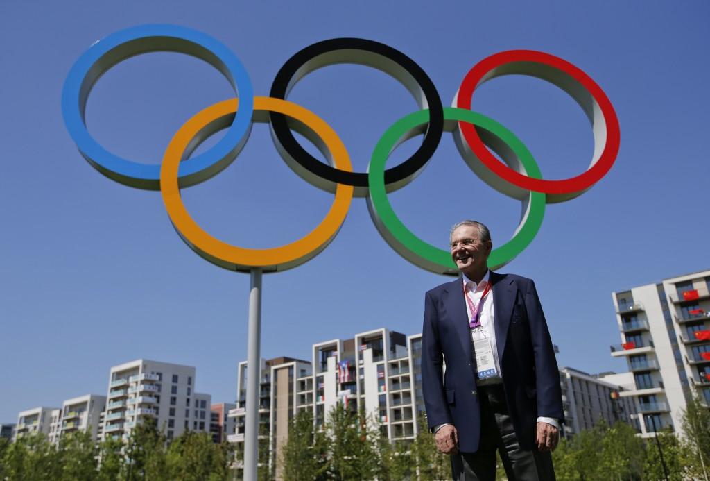 IOC Jacques Rogge