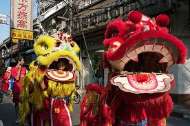 Lion Dance Asia Society