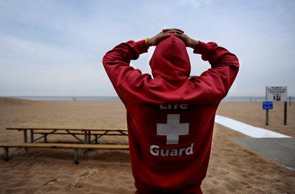 Rayon McBride American Red Cross