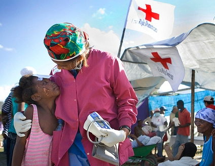 Red Cross A Cornerstone For the Future