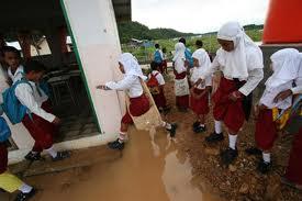 UNICEF Tsunami Calang Indonesia