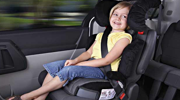 Booster Seat Education - Four Nine