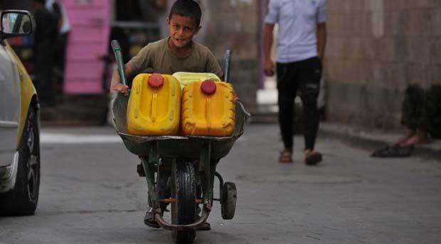 UNICEF Yemen Children Face the Future Child Labor