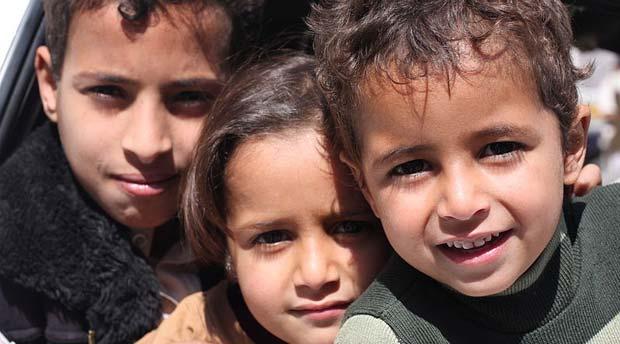 UNICEF Yemen Children Face the Future