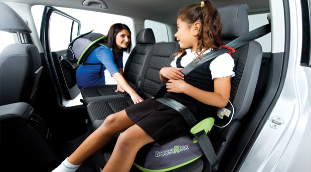 Booster Seat Education - Cropped Kids-Light Switch