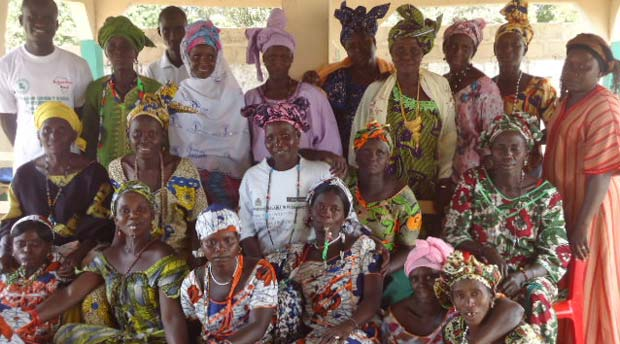 UNICEF: Gambia Mothers Clubs