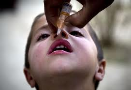 UNICEF Iraq Polio Vaccination