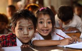 UNICEF Myanmar Education