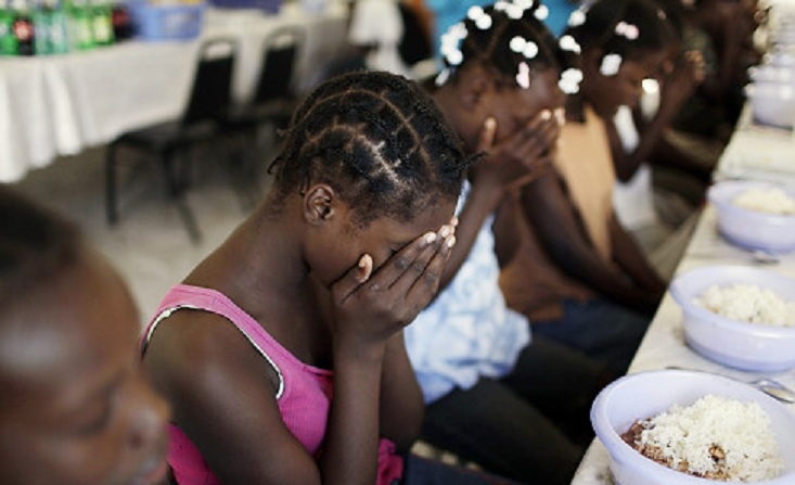 UNICEF - Niger Child Trafficking