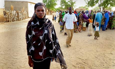 UNICEF – Niger Early Marrige